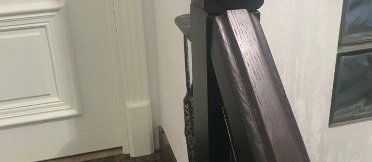Пример лестницы на заказ Михнево