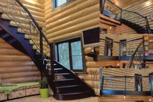 Заказать лестницу в дом в москве